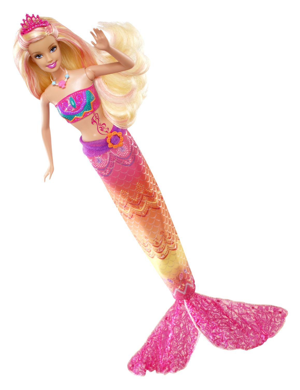 Fotos de la barbie sirena 12