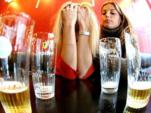 Как выйти из запоя при помощи пива