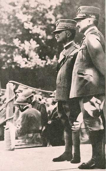 III. Viktor Emánuel és Diaz