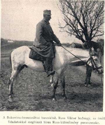 (Tudósítás az Új Idők 1915. évi számában)