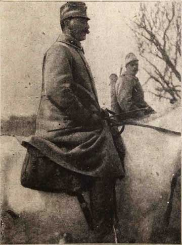 """Russ Viktor, hadseregünk híres hőse"""