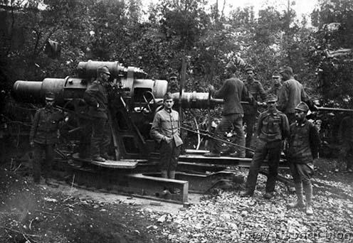 Harminc és feles Lipánál 1917-ben