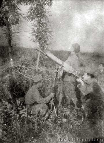 Légelhárító géppuska